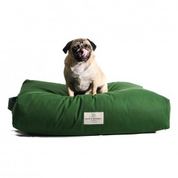 doggie apparel boxed dog bed 'broad'